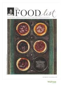 Sept Food List