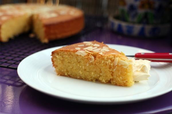Wheat free gluten free cake
